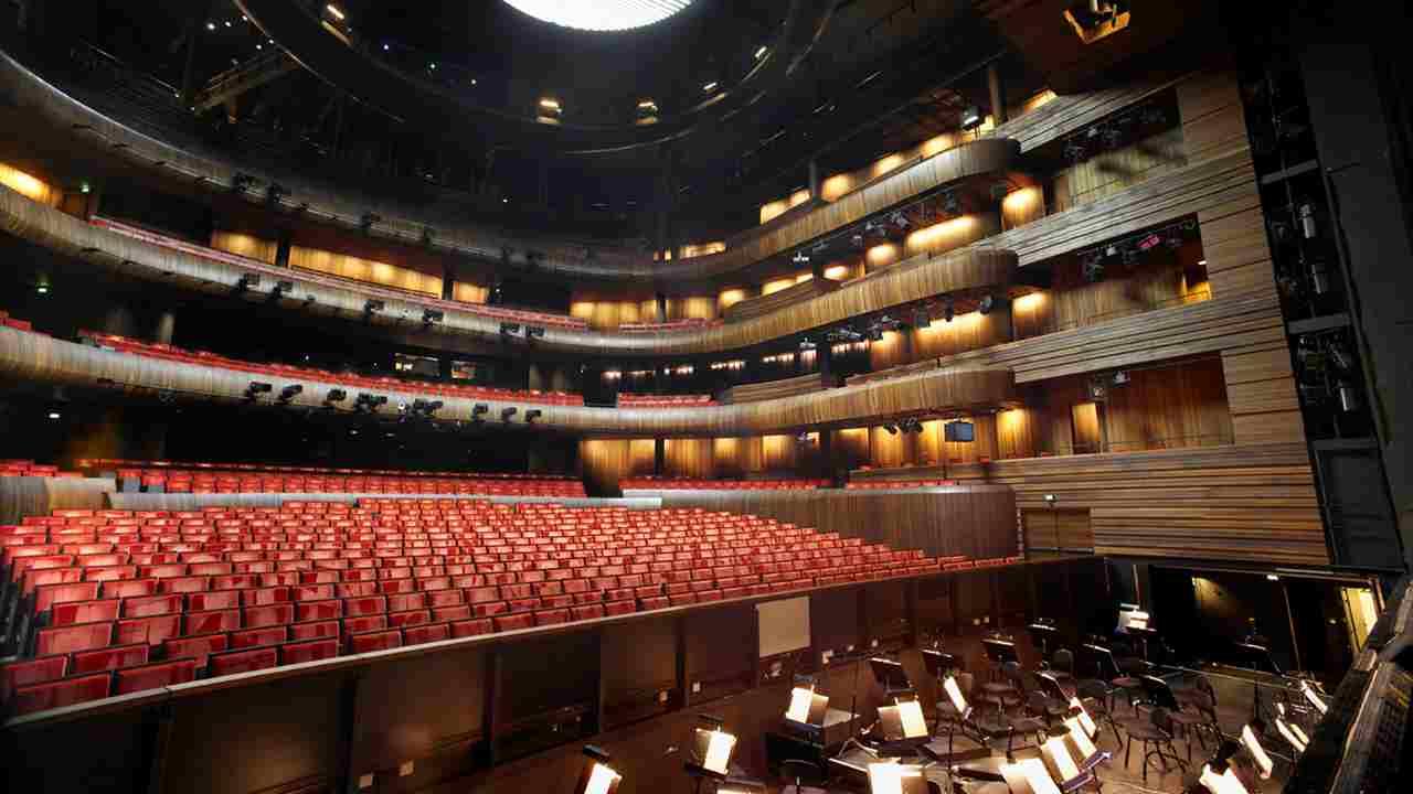 ©Bosvik - Operaen i Oslo