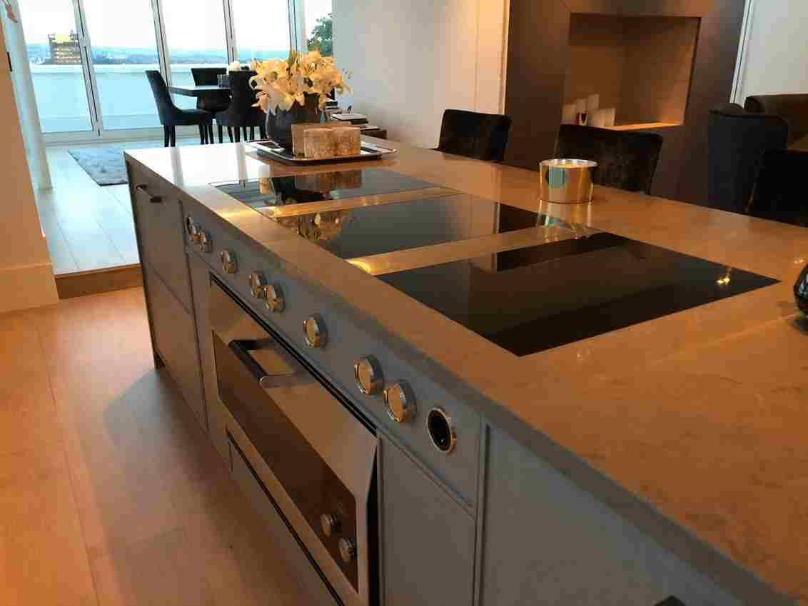 ©Vegårshei_Trevare - luksuriøs leilighet - detalj kjøkken