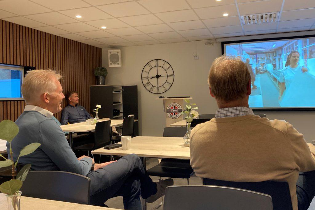 God stemning med Jan Frode Tobiassen, Jan Oddvar Skisland og Erik Rostoft