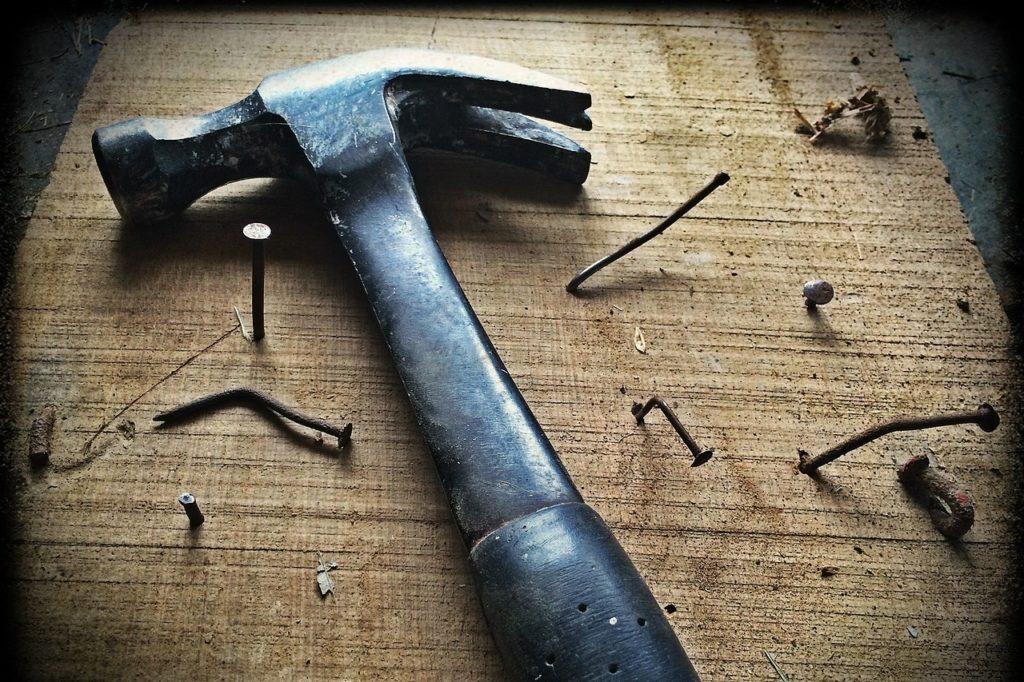 hammer - materialer - tre på Agder - fagskoletilbud